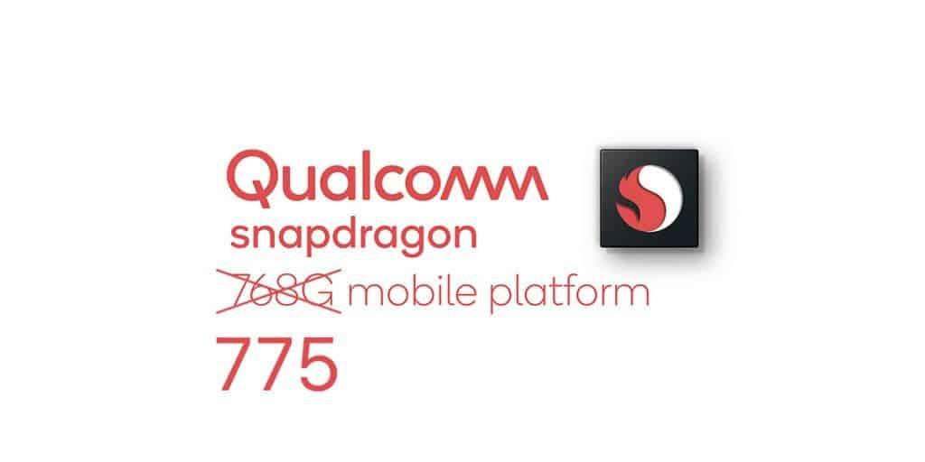 Snapdragon 775