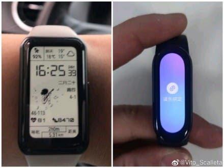 Huawei Band 6 vs Xiaomi Mi Band 6