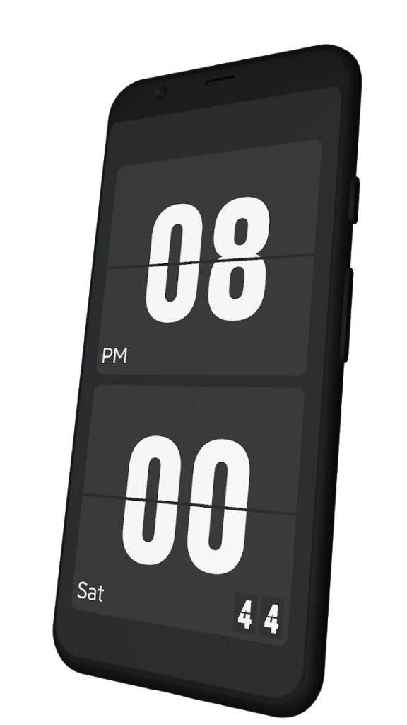 Zen Flip Clock - best free android apps