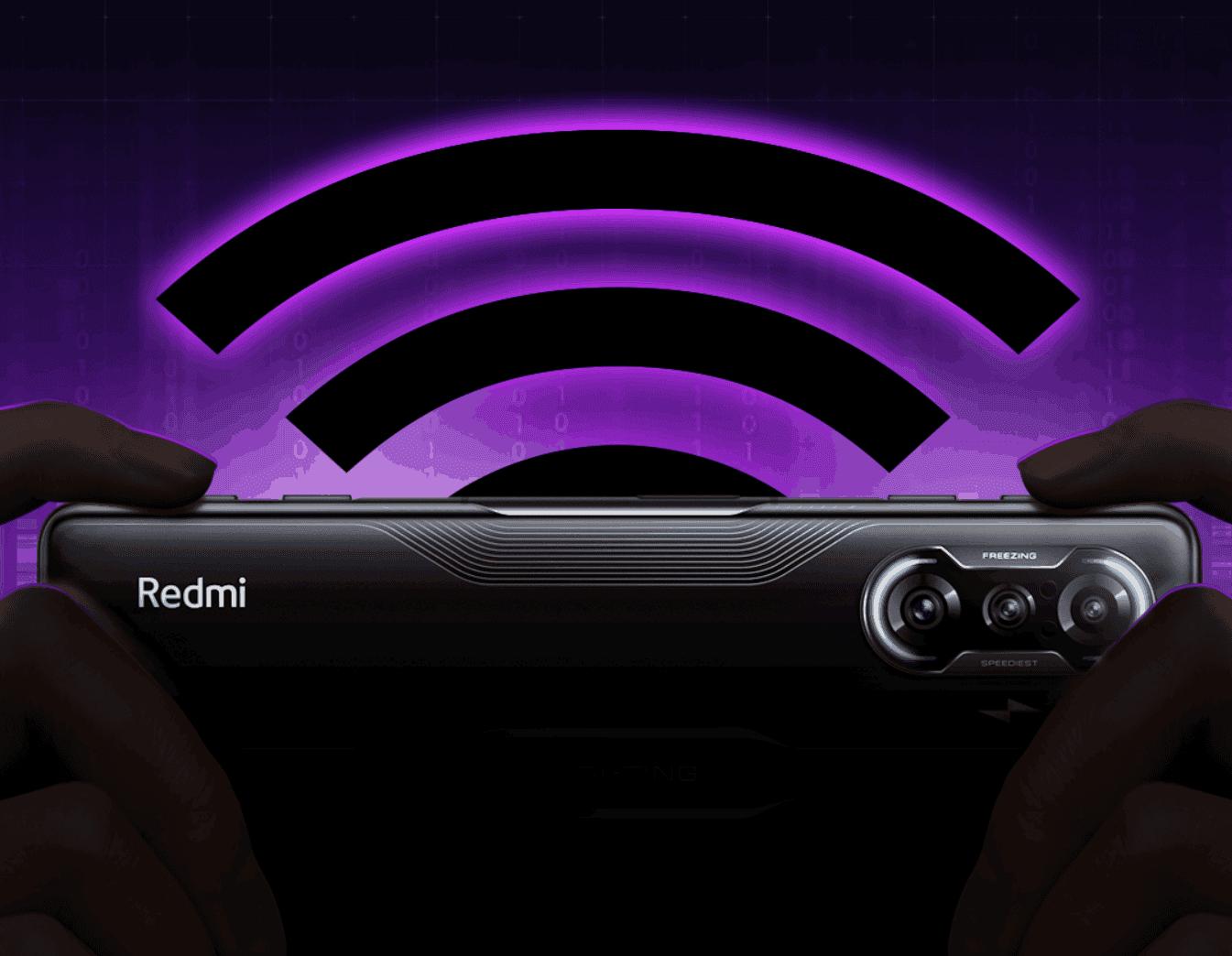 Redmi K40 gaming version