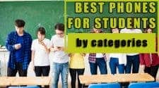 best smartphones for students