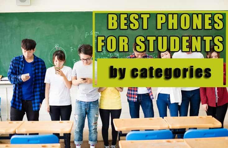best smartphones for students