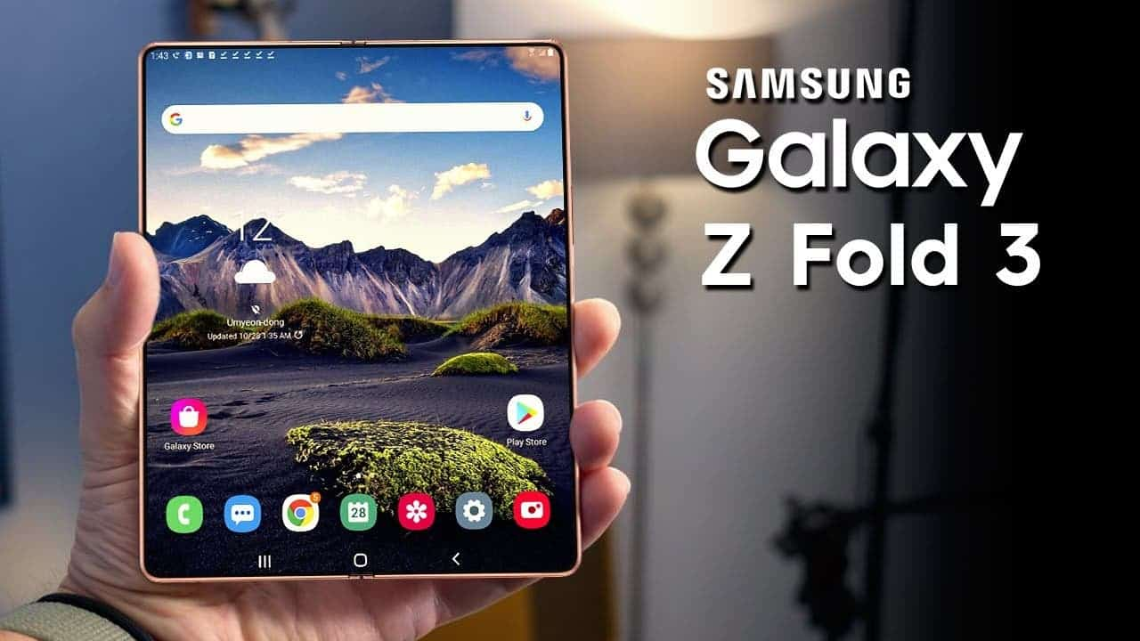 Gossip: Samsung to enter foldable tablet space with Galaxy Z Fold Tab