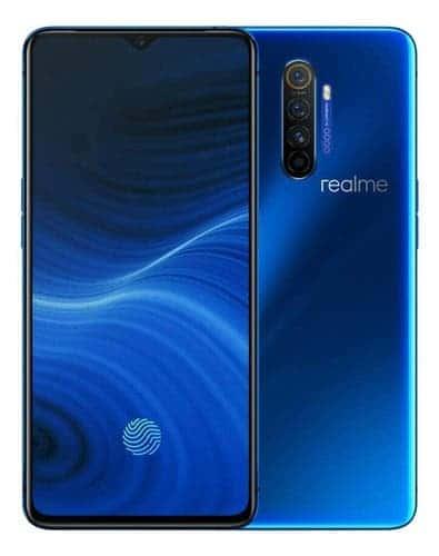 Realme X21