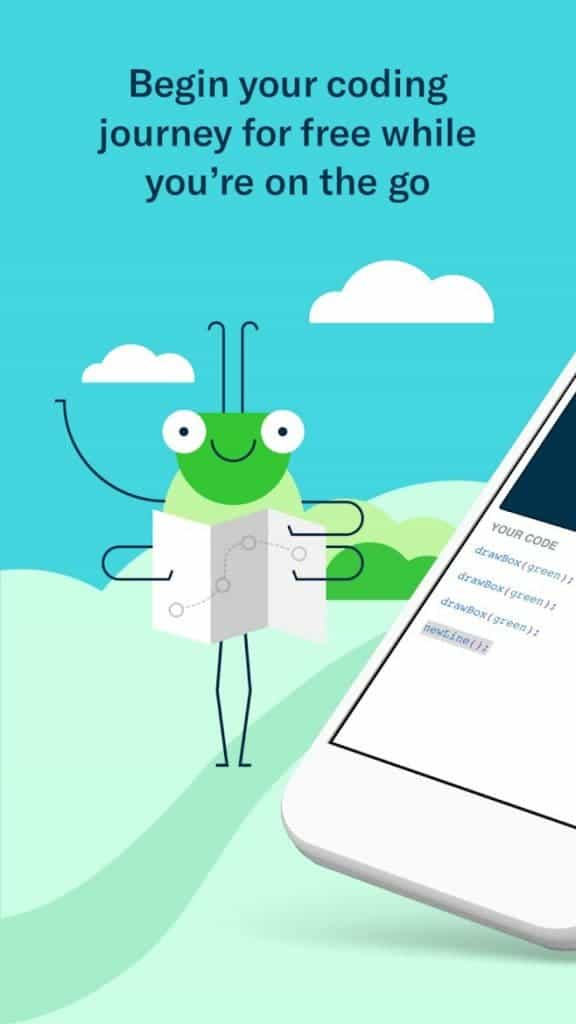 Grasshopper - best free Android apps
