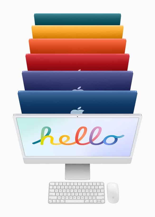 Apple 24-inchiMac