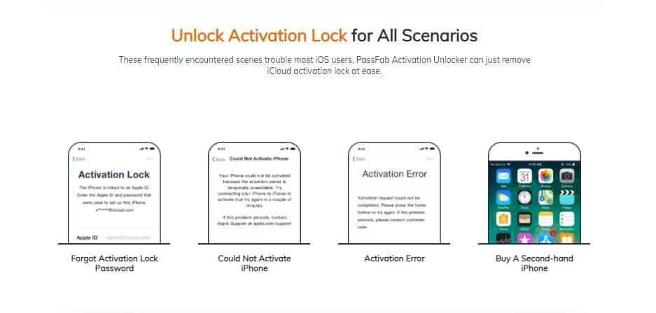 activation lock