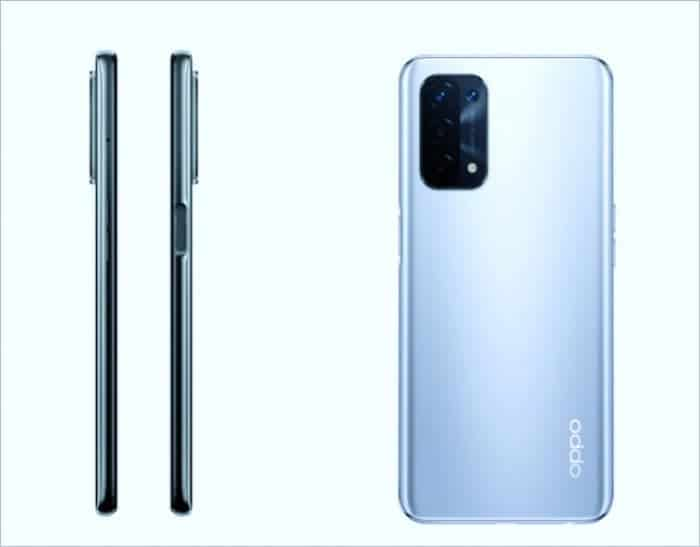 OPPO A54 and OPPO a74