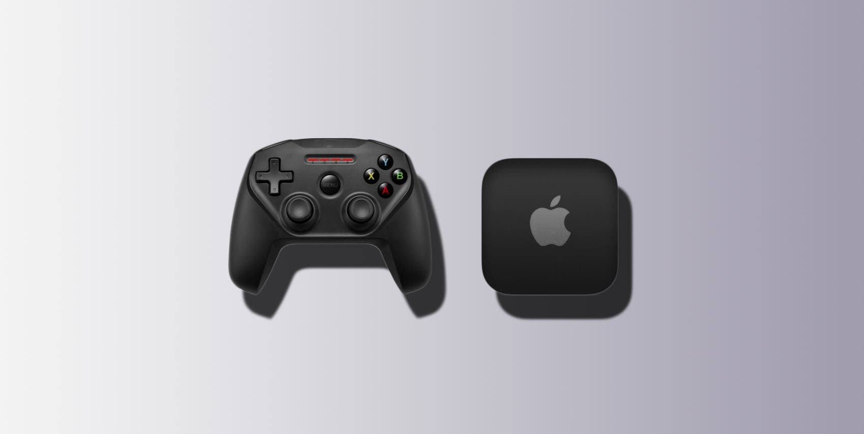 Apple game console