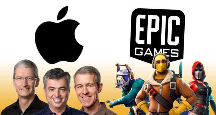 Apple Vs Epic