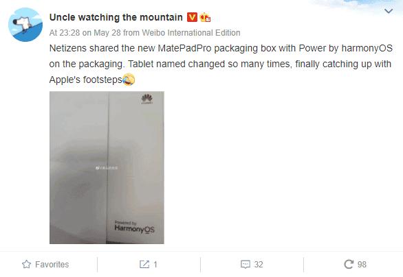 Huawei MatePad Pro 2