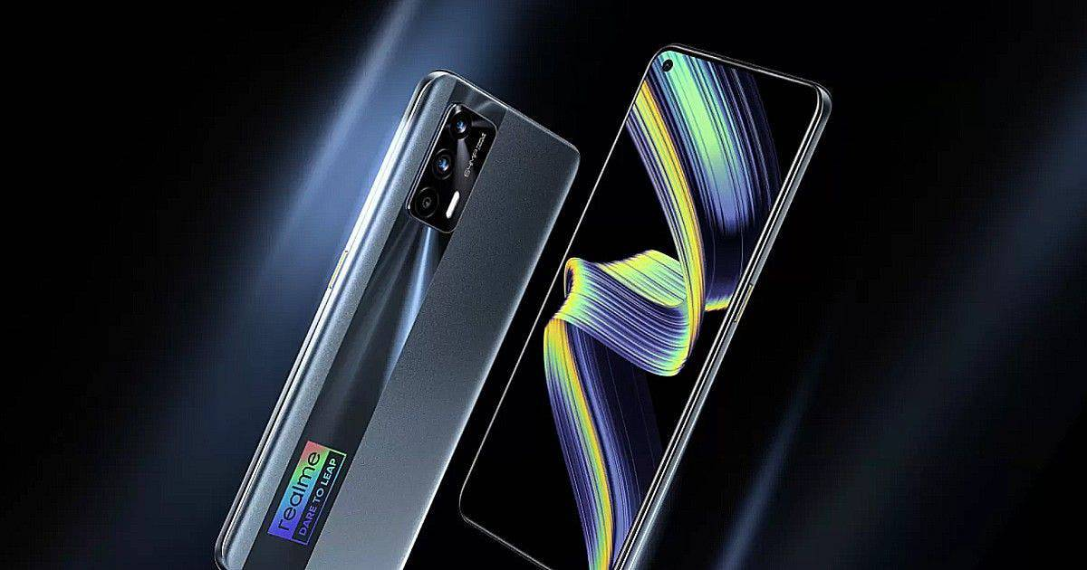 Realme X7 Max