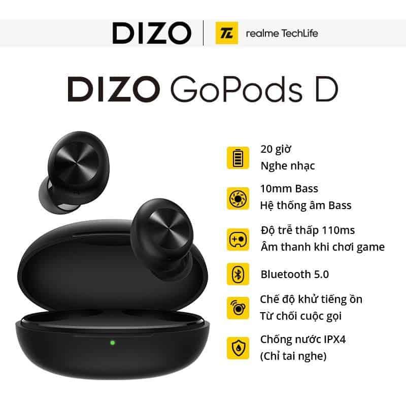 Realme Dizo GoPods D