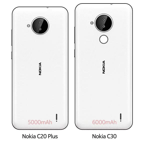 Nokia c20 plus, nokia c30