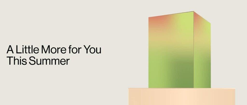 OnePlus Summer