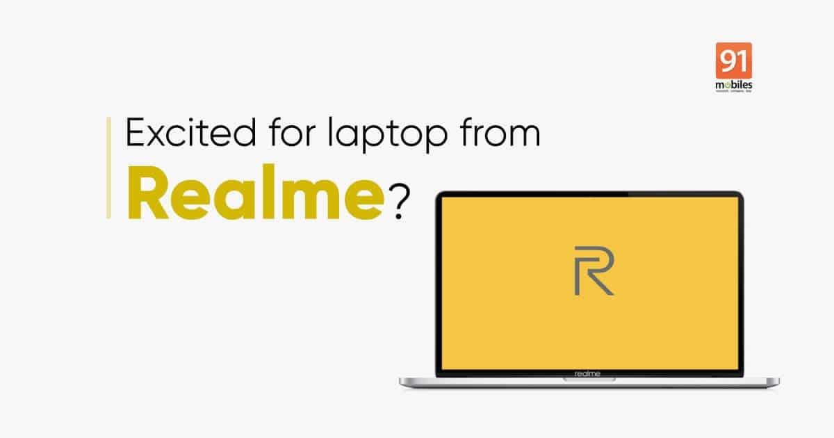 Realme notebook