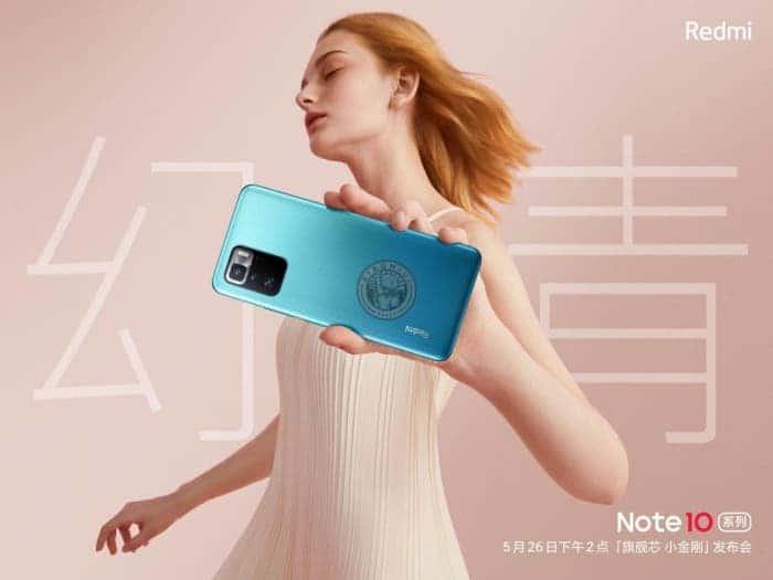 Redmi Note 10 Ultra 5G