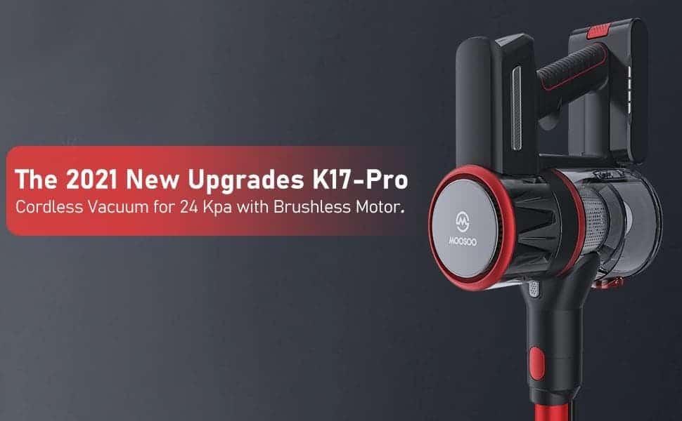 MOOSOO K17 Pro