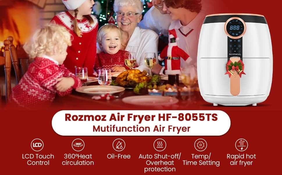 Rozmoz HF-8055TS