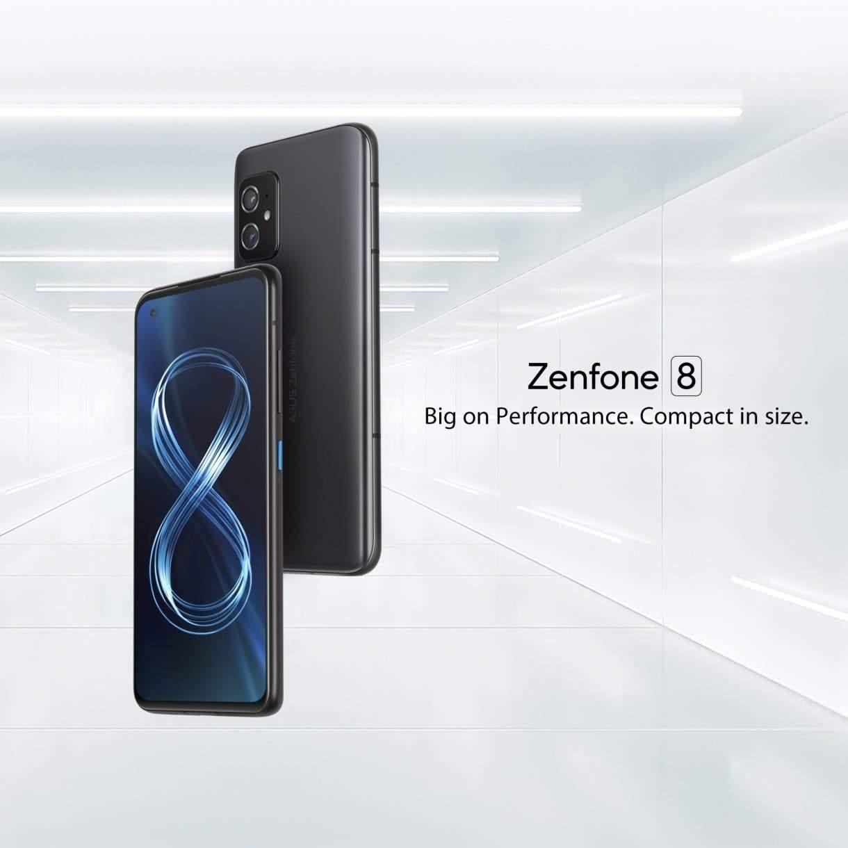 ASUS Zenfone 8 US Launch