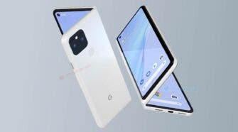 Google foldable smartphones