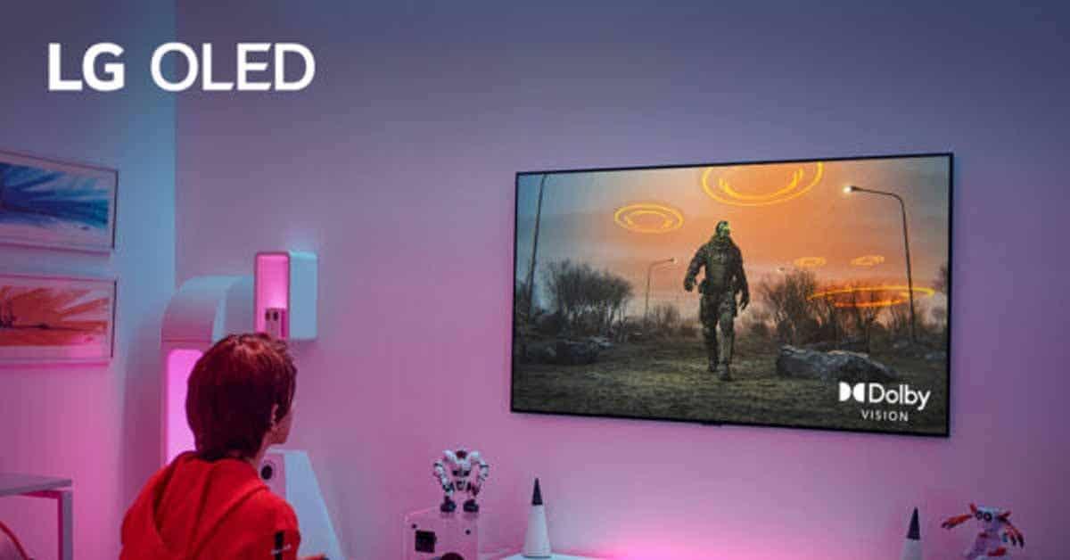 LG C1 and G1 OLED TV