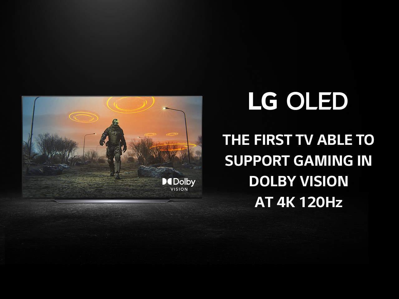 LG Dolby Vision Gaming
