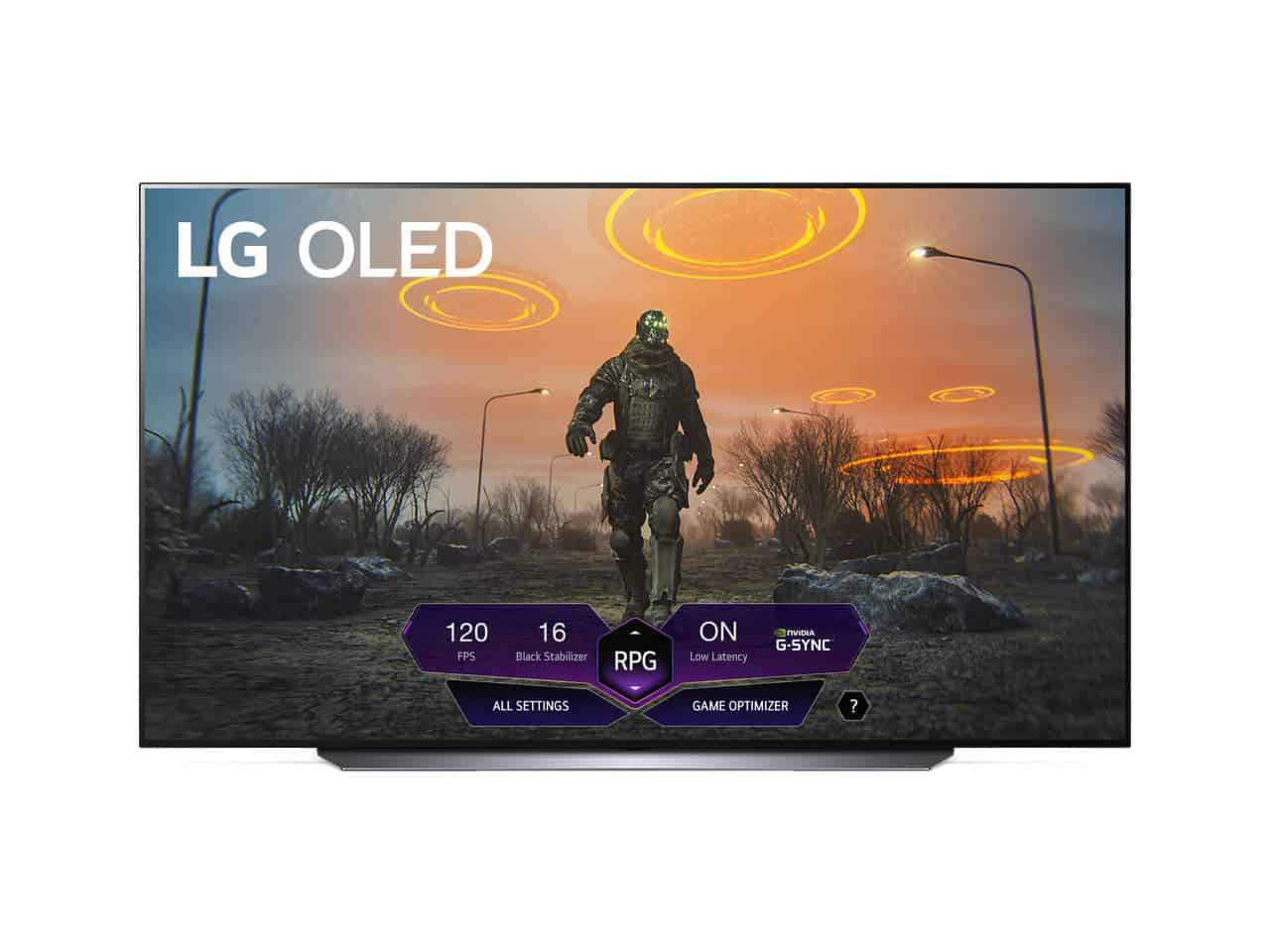 LG Dolby Vision Gaming-