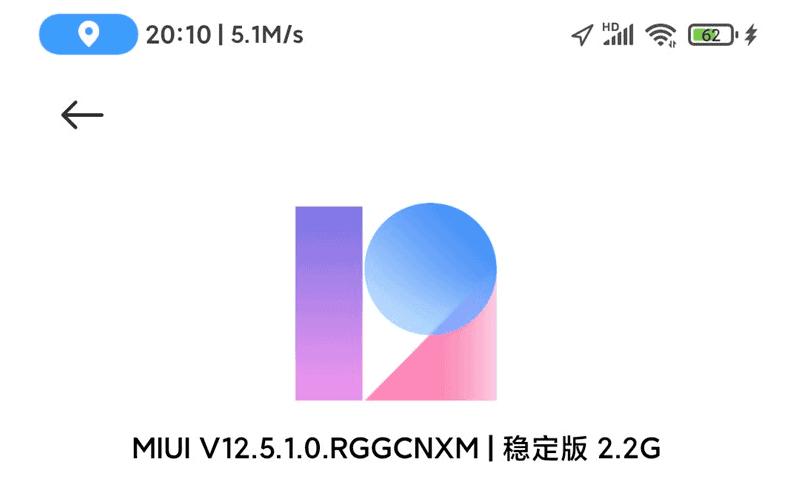 Redmi Note 8 Pro MIUI 12.5