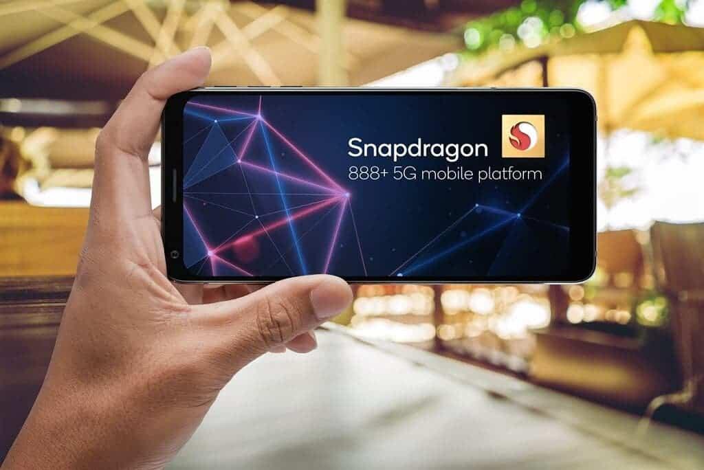 Snapdragon 888 Plus