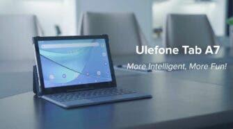 Ulefone Tab A7
