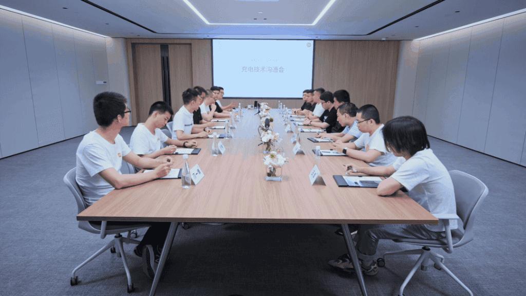 Xiaomi high charging power