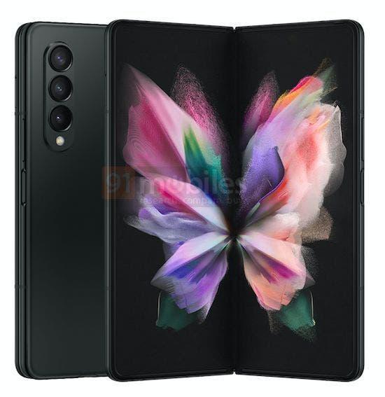 Galaxy Z Fold3