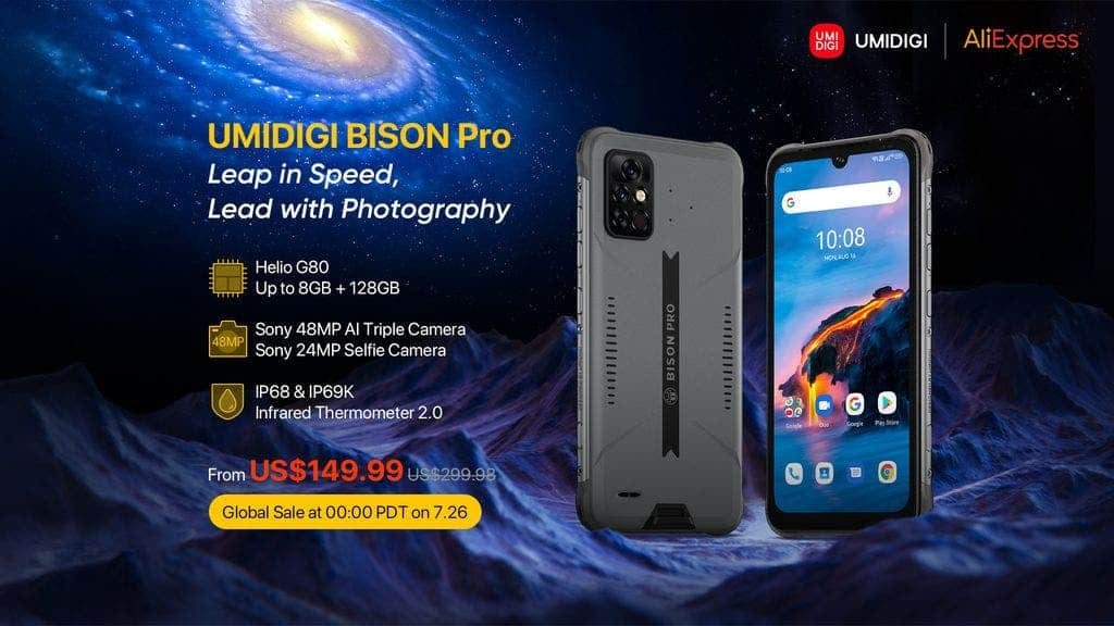 UMIDIGI BISON Pro