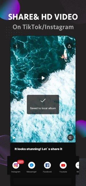 EasyCut Video Editor - best free iOS apps