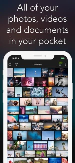 Mylio - best free iOS apps