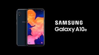 Galaxy A10e