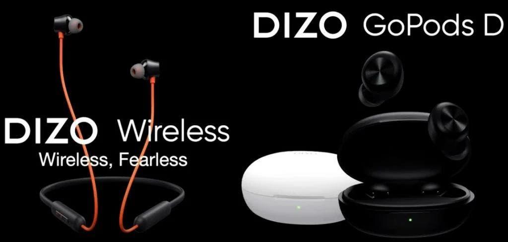 DIZO Wireless, DIZO GoPods D
