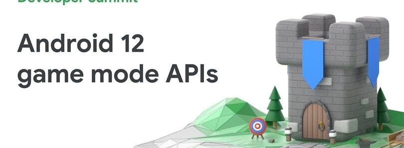 Google Game Mode APIs for Android 12