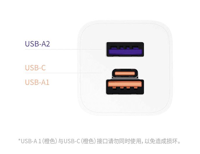 Huawei 66W GaN charger