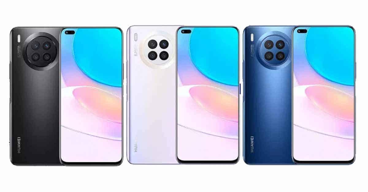 Huawei nova 8i Colors