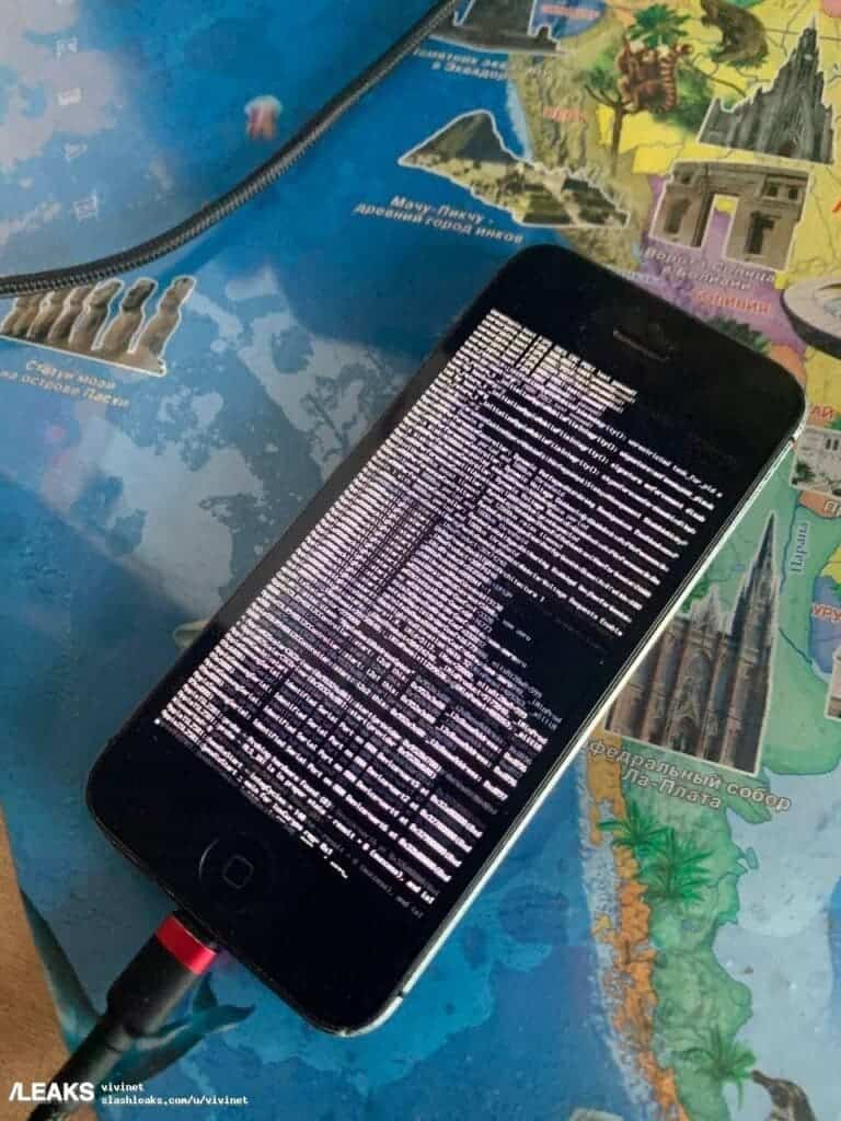 MIUI 11 on iPhone