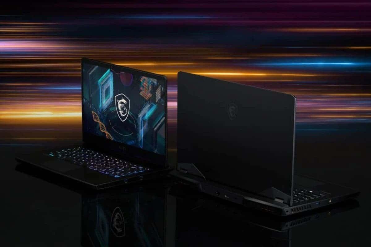 MSI Gaming Laptop Series India