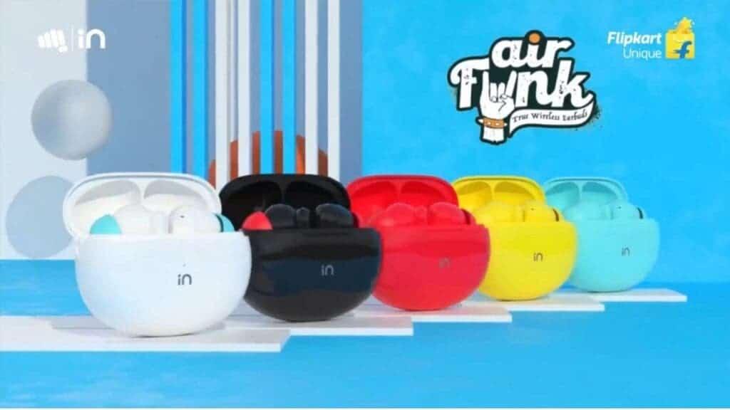 Micromax Air Funk TWS Earbuds Flipkart