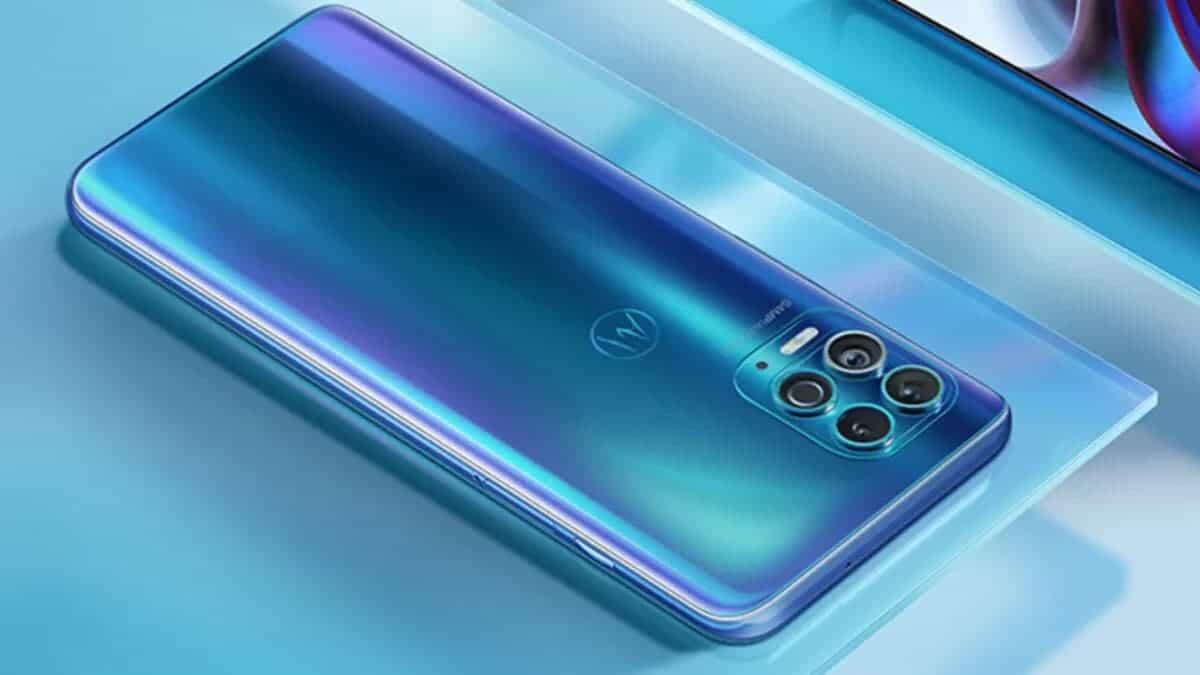 Motorola Edge 20 Pro Press Renders Leaked