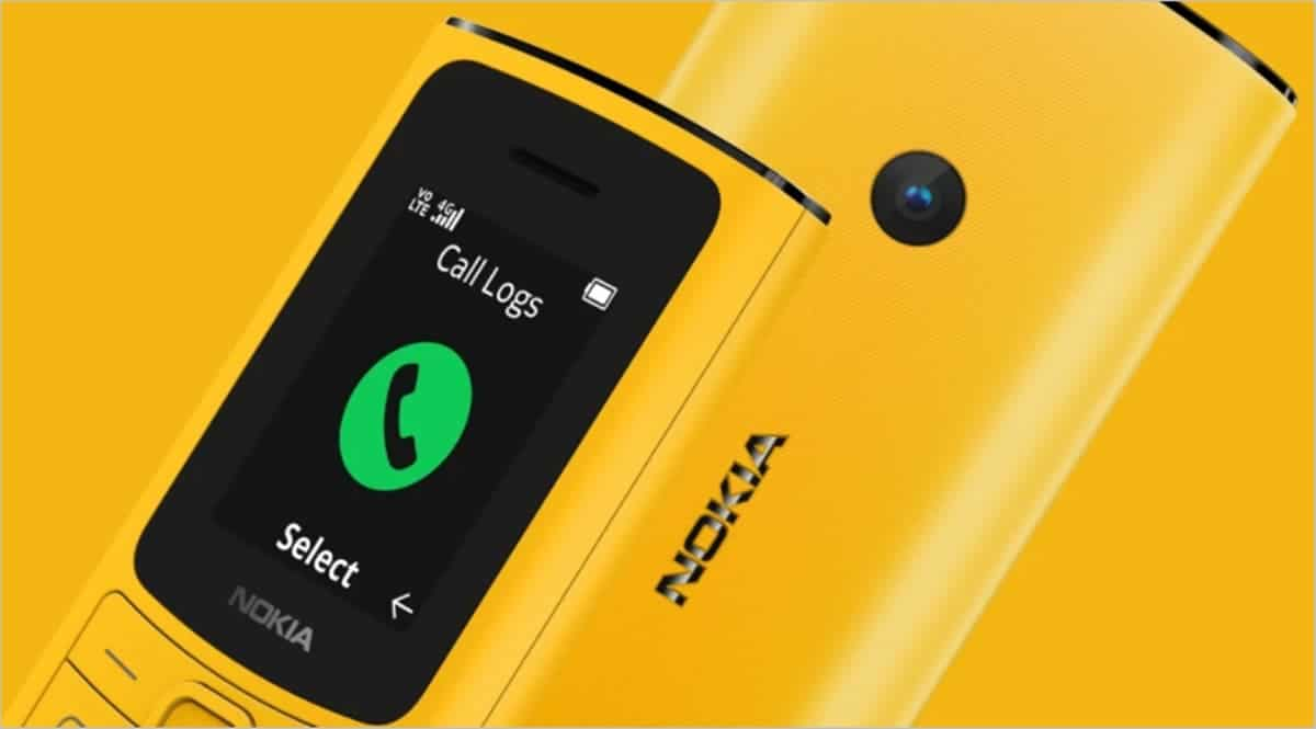Nokia 110 4G India Launch