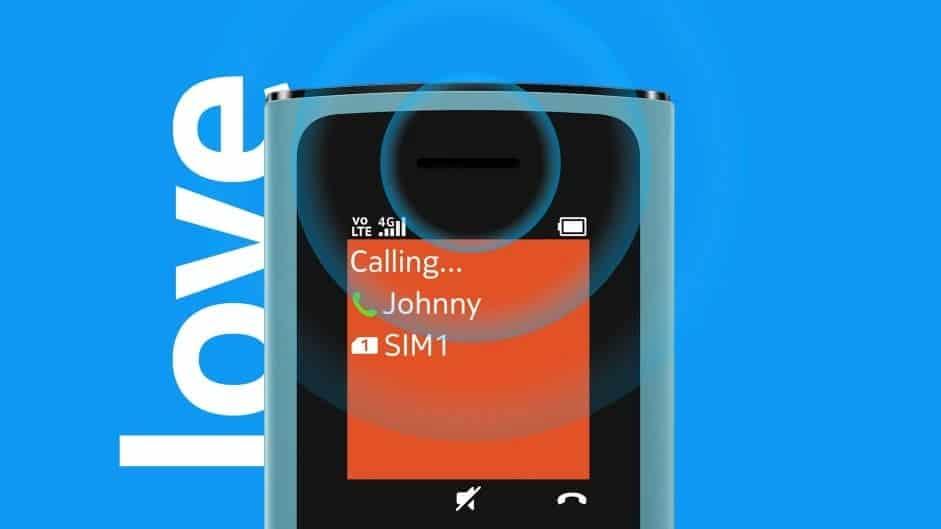 Nokia 110 4G India Price