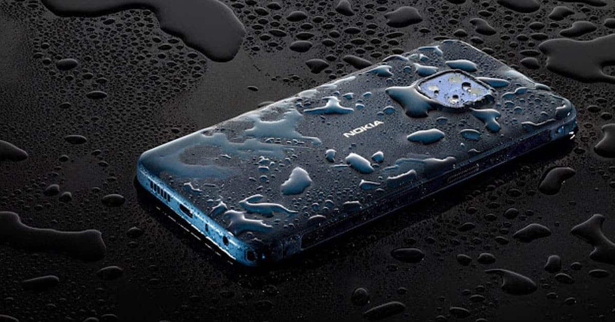 Nokia XR20 Image Leaked