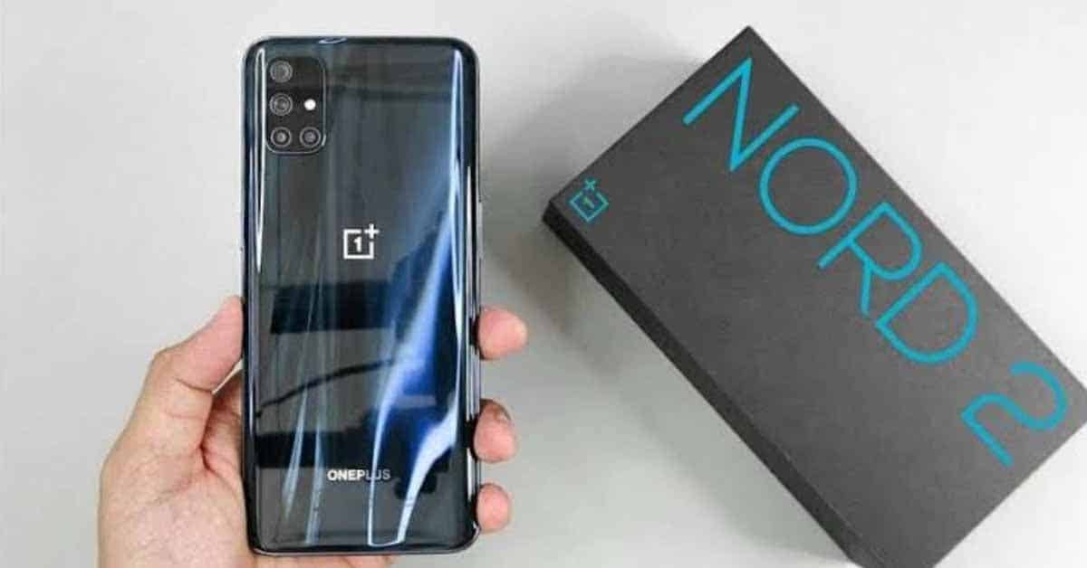 OnePlus Nord 2 Launch In India