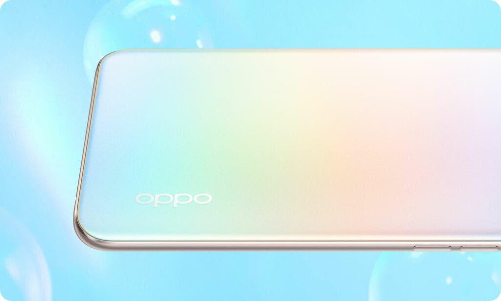 Oppo A93s 5G Back
